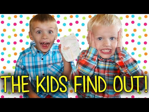 Kids React to Baby News Finding Out Mommy s Pregnant