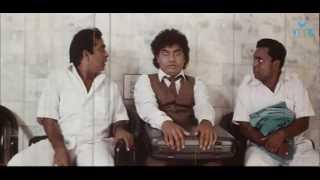 Johny Lever, Brahmanandam, Gundu Hanumanthu Rao Comedy - Ellame En Kadhali