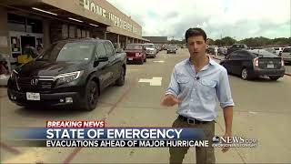 HURRICANE HARVEY EMERGENCY WARNING ~ LARGEST STORM TO HIT AMERICA IN OVER A DECADE ️