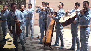 Mariachi Sol De Mexico Perform Guadalajara   GRAMMYs
