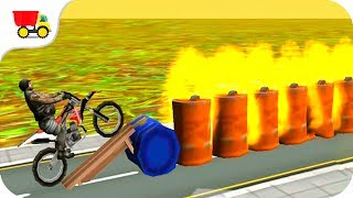 Bike Racing Games - Bike Stunts-Real moto Real bike racing 3D game - Gameplay Android free games