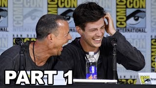The Flash Panel Comic Con 2017 Part 1