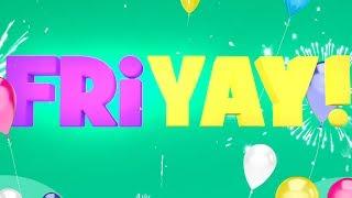 FriYAY! | Music Video | Disney Junior