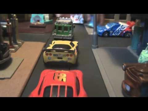 Pixar Cars 2 Todoroki vs Bernoulli Chapter 2