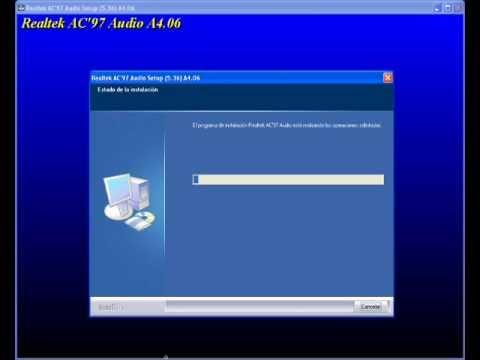 Instalar drivers de sonido o audio PC Windows