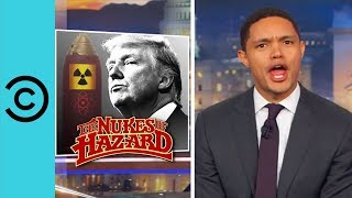 A Homemade Trump-Proof Nuclear Briefcase   The Daily Show