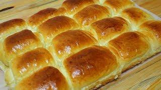خبز الحليب او بريوش خفيف كالقطن حضريه على فطور و سحور رمضان 2018