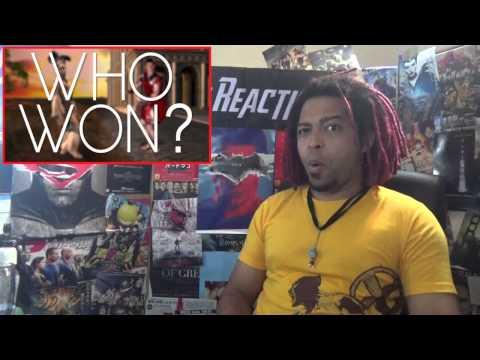 Shaka Zulu vs Julius Caesar. Epic Rap Battles of History REACTION!!