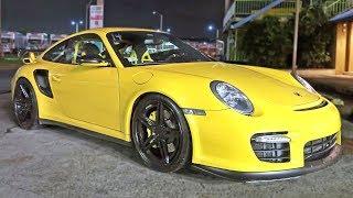 Puerto Rico STREET RACING - Turbo Porsche, Lambo & MORE!