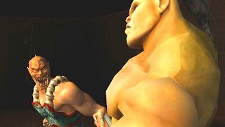 Mortal Kombat: Deception - All Fatalities on Goro Including Unchained Fatalities (1080p 60FPS)