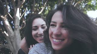 STALLY Stevie Boebi and Ally Hills [Paint It, Black] FAN VIDEO