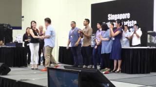 SNBC - Singapore National Barista Championship
