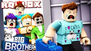 THE FIRST EVICTION! - THE PALS BIG BROTHER ROBLOX - Episode 1