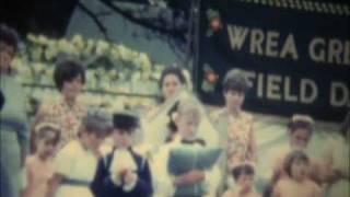 Field Day, Wrea Green (near Lytham & Preston), Lancashire, 1968.