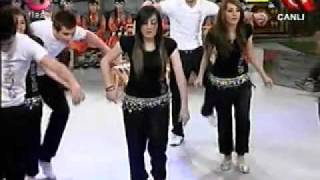 رقص شباب تركيا سعودي كام من فهمني ملكني