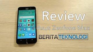 Review Asus Zenfone Max Indonesia dg Baterai 5000 mAh!