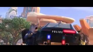 Zotopia trailer