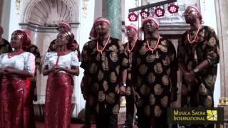Lagos City Chorale (Nigeria): Messiah Baba Mi, MUSICA SACRA INTERNATIONAL 2016 