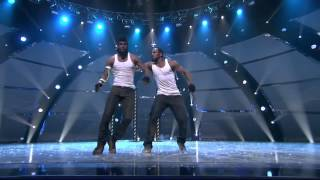 Cyrus Glitch) Spencer and Twitch Animation Performance HD SYTYCD Season 9 Episode 14 Dubstep Top 4