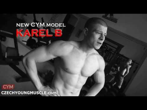 Karel b new CYM model