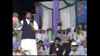 Haq  Char Yar Very Famous Kalam Alhaj Iftikhar Ahmad Rizvi Bhakkar Mehfil e Naat 2014