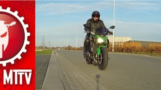 Kawasaki Z900 Performance edition 2017 / First Ride / VLOG #36 / Motor Test TV