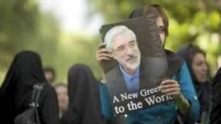 Iran election 2009 Music Video