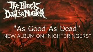 The Black Dahlia Murder - As Good As Dead | New Album On