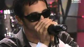 Godsmack - Speak (Live on Leno 26-04-2006).