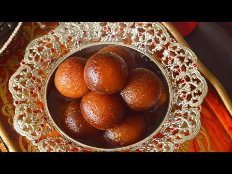 লাল মোহন/গোলাপ জাম রেসিপি ।। ঈদ স্পেশাল ।। বাংলাদেশি মিষ্টি ।। Bangladeshi Sweet Lal Mohon