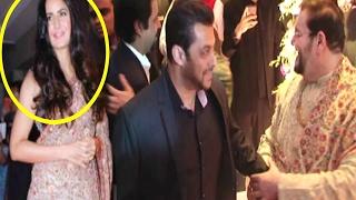 Salman Khan IGNORES Katrina Kaif At Neil Nitin Mukesh Wedding Reception