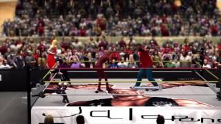 WWE 13 Wednesday Night Whiplash Match #1 11/8/12
