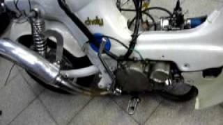 Chaly daytona 115cc Yoshimura type 3 mikuni tm24