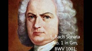 Top 10 Solos from the Violin Repertoire