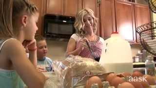 Meet the Burnes Family: An Adoption Story