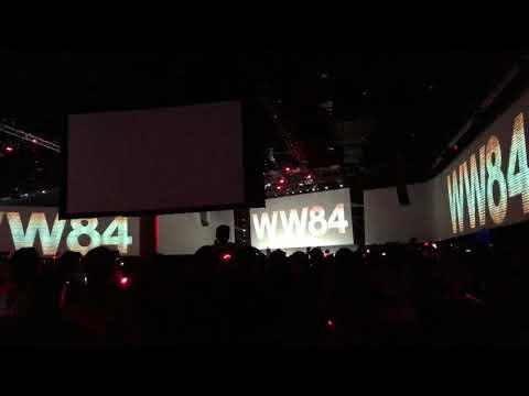 Xxx Mp4 Gal Gadot Patty Jenkins Chris Pine Take Hall H For Wonder Woman 84 SDCC Comic Con 3gp Sex