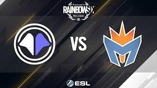 Rainbow Six Pro League - Season 8 - EU - Millenium vs. Mockit Esports - Week 4