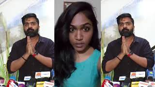 BIG Support   simbu   Karnataka   Cauvery issue   STR   TN   #UniteForHumanity