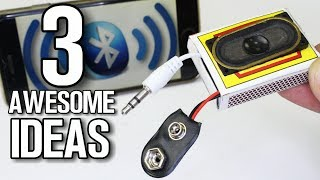 3 Awesome Ideas - DIY Life Hacks