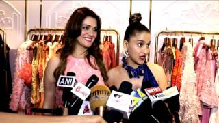 Tv Actress Shilpa Saklani At Designer Rebecca Dewan Collection Launch