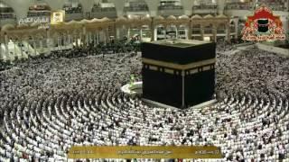 فجرية بديعة من سورة الانبياء للشيخ سعود الشريم 22 رجب 1438هـ