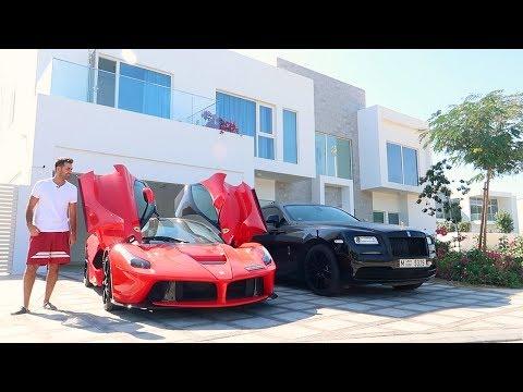 Dubai Billionaire 17 Million House Tour