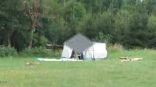 Lužany camp