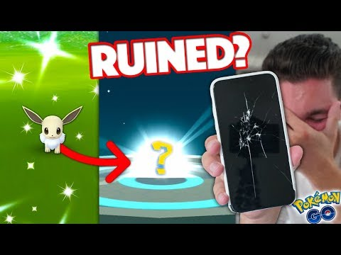 Xxx Mp4 POKÉMON GO POTENTIALLY RUINED THE BEST SHINY EVER… Breaking My IPhone X 3gp Sex