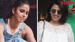 Katrina Kaif Gives A Royal Ignore To Ranbir Kapoor