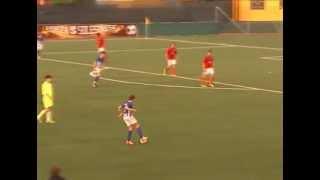 gol di Marco Vittorio Chimenti al Torneo Città di Solesino 2012