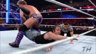 Dean Ambrose vs Chris Jericho Highlights HD Payback 2016