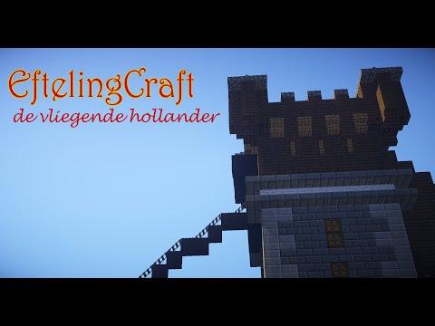 EftelingCraft - De Vliegende Hollander