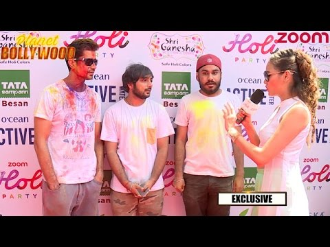 The Viral Fever At Zoom Holi Party 2017 | Exclusive Interview