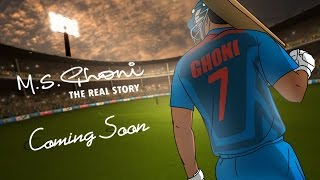 MS Dhoni The Untold Story Spoof Motion Poster || Shudh Desi Endings